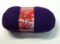 Пряжа nakolen - цвет фиолетовый