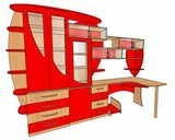 Подготовка проекта мебели по Вашим размерам и предпочтениям