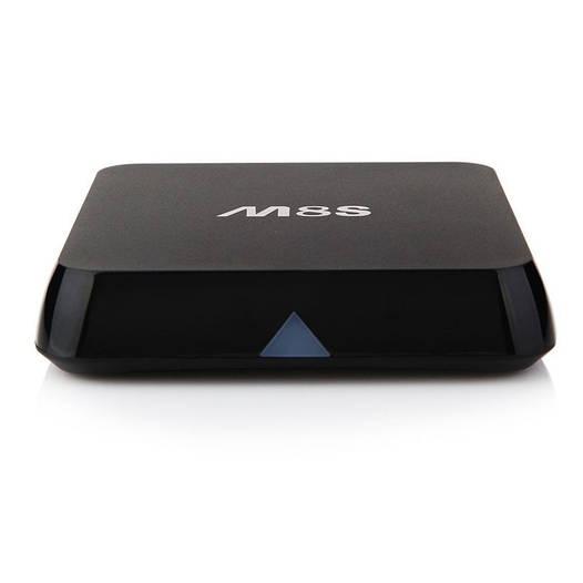 Приставка Android Smart Tv Box M8S Amlogic S812 4К