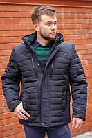 Мужская зимняя куртка М-21 черная