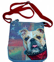 FUZZY NATION - Сумка English Bulldog