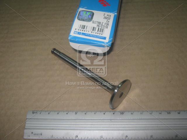 Клапан выпускной MERCEDES OM601-603 35x9x106.4 (пр-во KS)