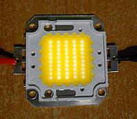 50Вт светодиод 4700 лм теплый белый 3200К