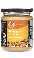 TERRASANA масло арахісове з кусочками арахісу 250 г