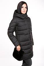 Куртка женская Kattaleya с меховыми карманами, фото 3