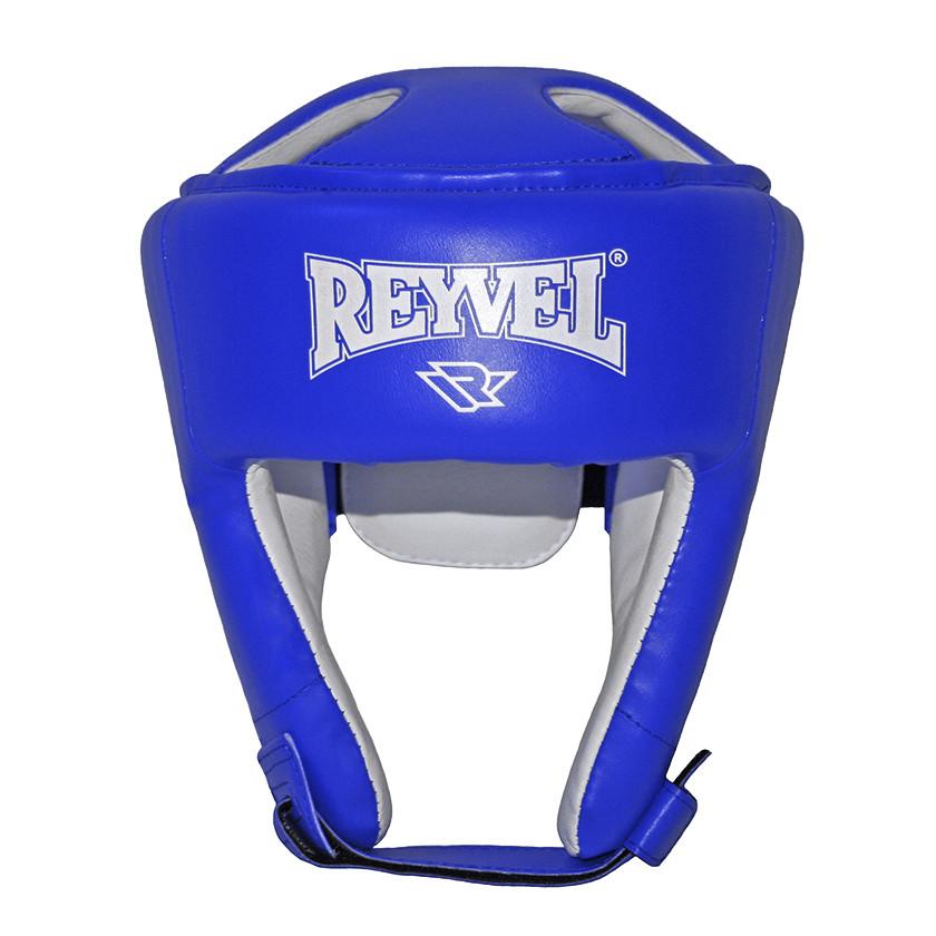 Шлем боксерский REYVEL винил (2) цвета в ассортименте