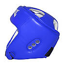 Шлем боксерский REYVEL винил (2) цвета в ассортименте, фото 2