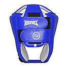 Шлем боксерский REYVEL винил (2) цвета в ассортименте, фото 3
