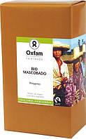 Oxfarm Цукор тростинний нерафінований. Mascobado Філіпіни 1 кг