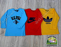 Кофточка Nike, Adidas, Polo трикотажная