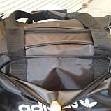Сумка дорожная Adidas большая, фото 2