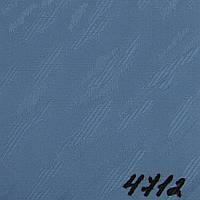 Вертикальные жалюзи Ткань Madeira (Мадейра) Синий 4712
