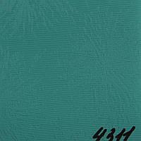Вертикальные жалюзи Ткань Tropic (Тропик) Тёмно-зелёный 4311