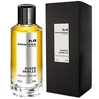 Парфюмированная вода унисекс Mancera Roses Vanille (Мансера Роузес Ваниль)