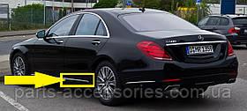 Mercedes S W222 2013-17 молдинг задней левой двери новый оригинальный