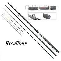 Bratfishing Excalibur Feeder 3.0m. (Тест: до 90 г.)