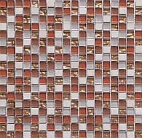 Мозаика из натурального камня смесь цветов Vivacer CS08