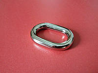 Кольцо для сумки никель 4025