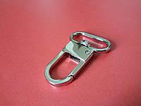 Карабин сумка-никель(2244)