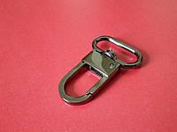 Карабин сумка-темный никель(2244)