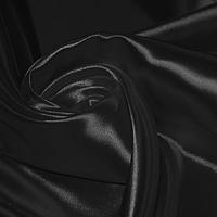 Атлас черный