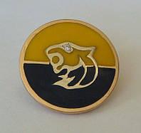 Изготовим под заказ корпоративную символику в серебре, золоте, латуни.