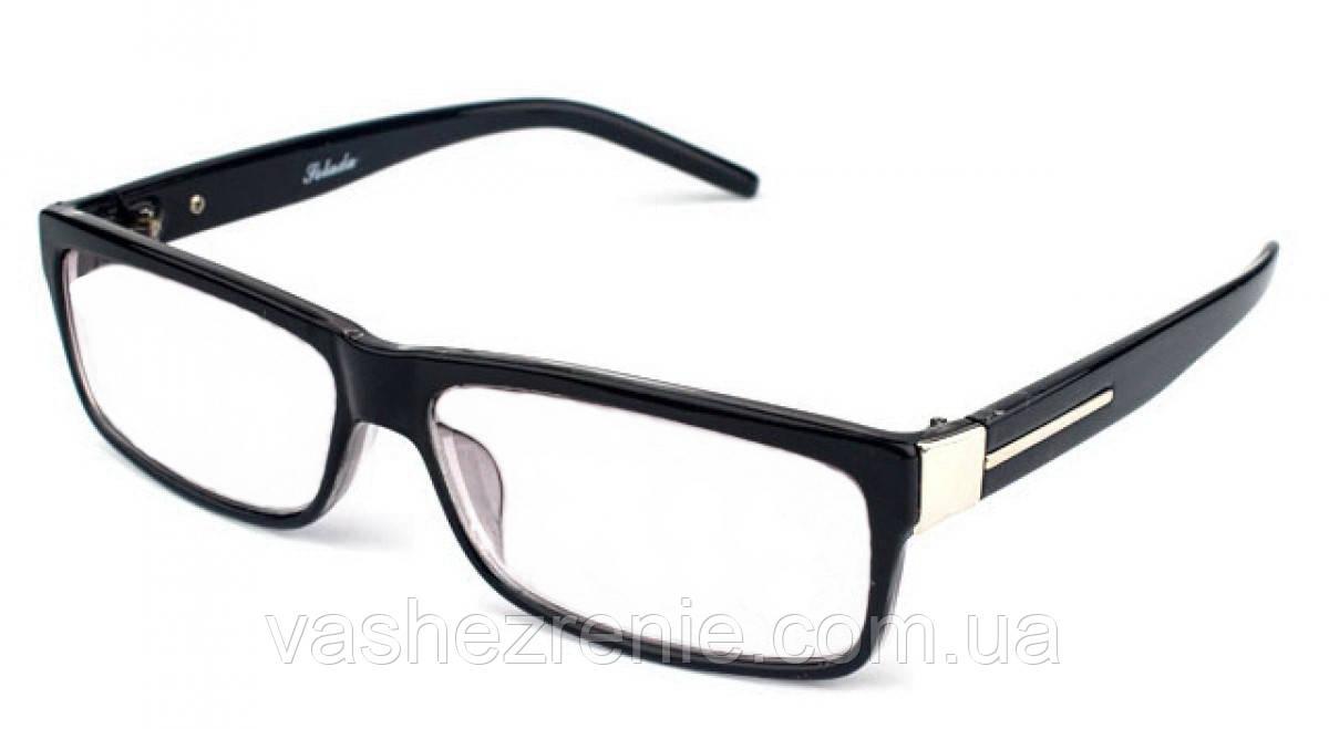 Очки мужские для зрения с диоптриями +/- Код:194