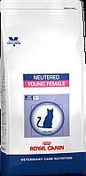 Royal Canin Neutered Young Female 400 г для стерилизованных кошек до 7 лет