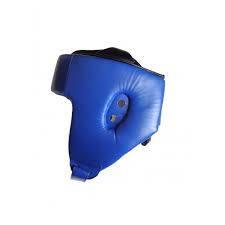 Шлем боксерский Лев кожа (цвета в ассортименте)