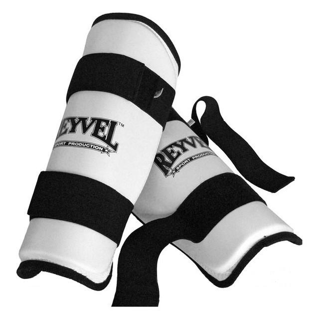 Защита предплечья REYVEL винил (белая) - Спортивное оборудование от производителя - ATLET-Sport в Запорожье