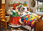 "Пазлы Castorland B-13227 ""Красная шапочка"" на 120 элементов (B-13227), фото 2"