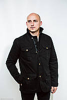 Мужская куртка с карманами