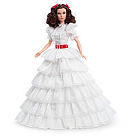 Barbie Gone with the Wind White Prayer Dress