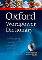 Oxford WordPower Dictionary, 4th Edition: Pack (Dictionary and CD-ROM), фото 1