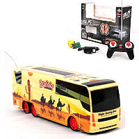 Игрушечный радиоуправляемый автобус