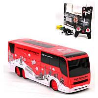 Детский автобус на управлении