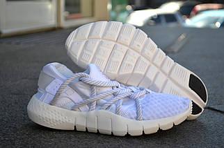 Кроссовки Nike Хуараче , белые, магазин обуви, фото 3