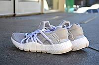 Кроссовки Nike Хуараче , серые, магазин обуви