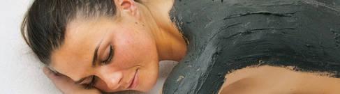 Методика намазывания лечебными грязями залива Сиваш в домашних условиях