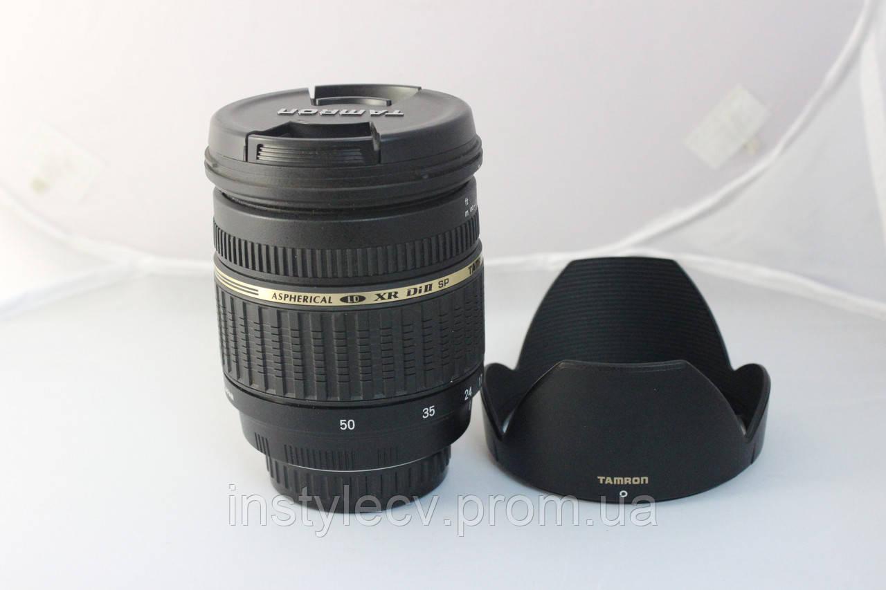 Новий Tamron SP AF 17-50mm f/2.8 XR Di II  LD Aspherical (IF)