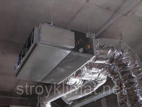 Монтаж канальных кондиционеров с подмесом свежего воздуха.Киев и область., фото 2
