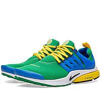 Оригинальные  кроссовки Nike Air Presto Essential Lucky Green & Hyper Cobalt