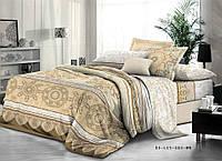 Двуспальный набор постельного белья 180*220 из Ранфорса №208 Черешенка™