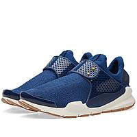 Оригинальные  кроссовки Nike W Sock Dart Coastal Blue & Obsidian