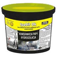 Битумно-каучуковая мастика на основе из органических растворителей Izodit DK 5 кг