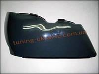 Защита фар Sim для Lexus LX 1998-07 темная