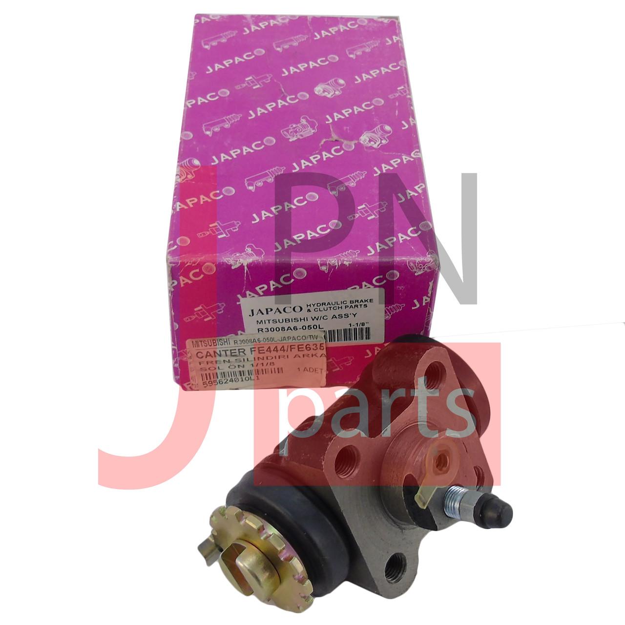 Цилиндр тормозной задний левый передний CANTER 434/444/635 (MB060580) JAPACO