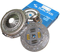 Комплект сцепления Daewoo Lanos, Aveo 1.5 (SACHS 3000 951 408)
