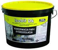Битумно-каучуковая мастика на основе из органических растворителей Izodit DK 10 кг