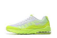 Женские кроссовки Nike Air Max 95 Invigor white-green, фото 1